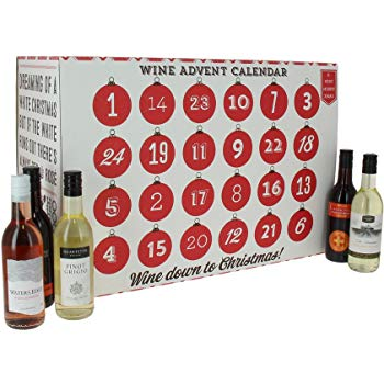 booze advent calendar