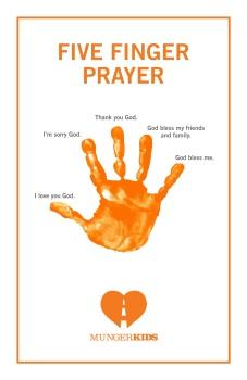 Munger Five Fingers 11 x 17 Poster